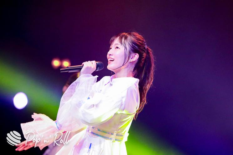 三浦菜々子(真っ白なキャンバス)<クロフェス2020 真夏のアイドル祭だしん!>(2020年8月16日)
