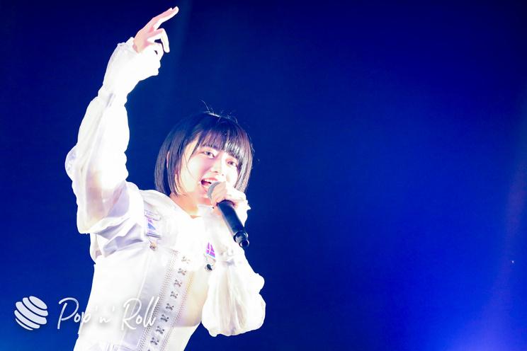 西野千明(真っ白なキャンバス)<クロフェス2020 真夏のアイドル祭だしん!>(2020年8月16日)
