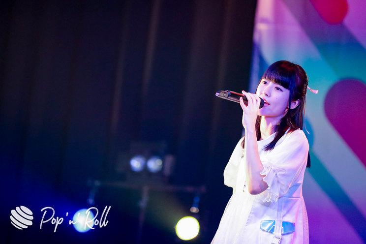 橋本美桜(真っ白なキャンバス)<クロフェス2020 真夏のアイドル祭だしん!>(2020年8月16日)