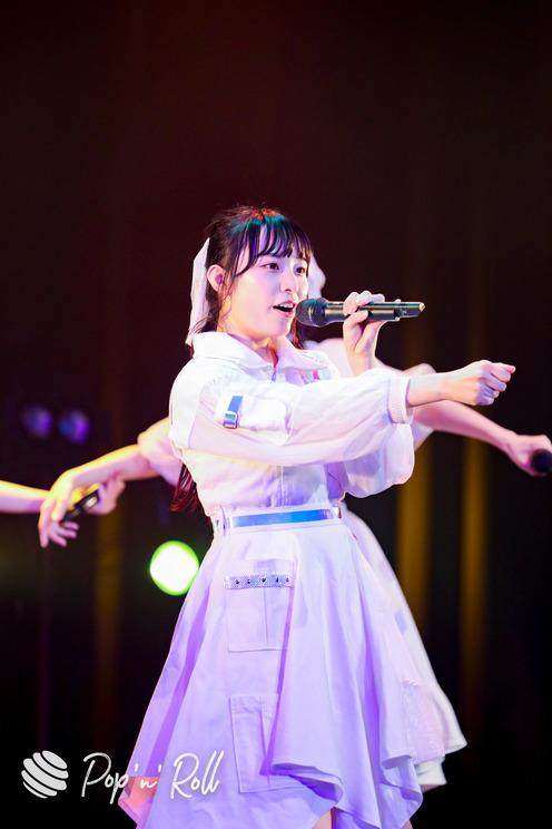 浜辺ゆりな(真っ白なキャンバス)<クロフェス2020 真夏のアイドル祭だしん!>(2020年8月16日)