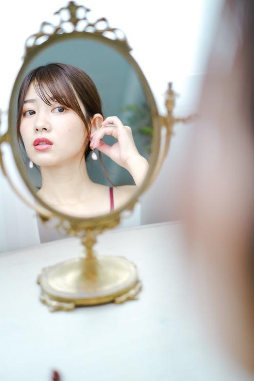 恵比寿マスカッツ・石岡真衣 デジタル写真集『石岡真衣AnniversaryPhotobook 2020 完全版』より