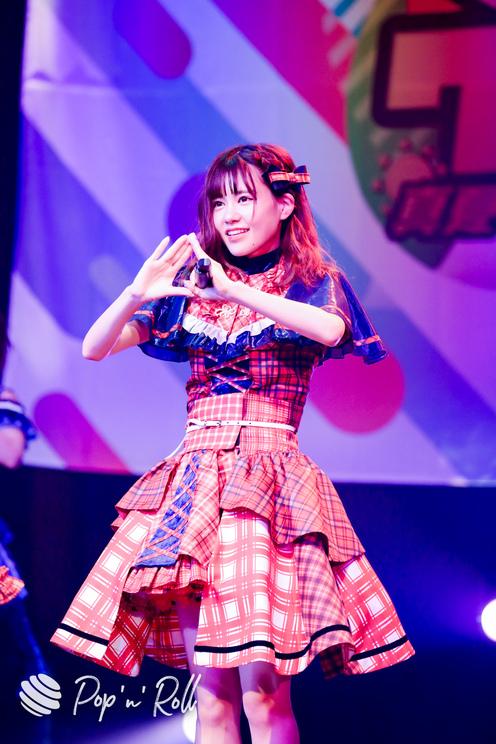 土光瑠璃子(FES☆TIVE)<クロフェス2020 真夏のアイドル祭だしん!>(2020年8月16日)