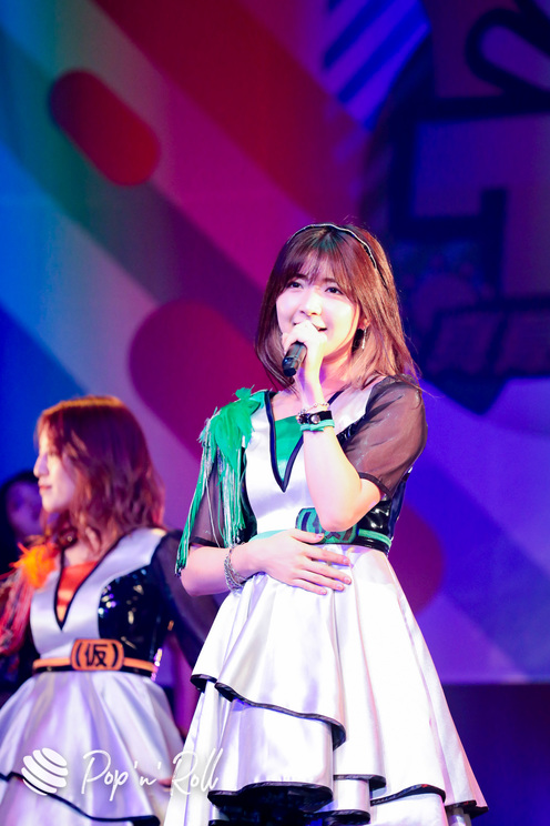 森咲樹(アップアップガールズ(仮))<クロフェス2020 真夏のアイドル祭だしん!>(2020年8月16日)