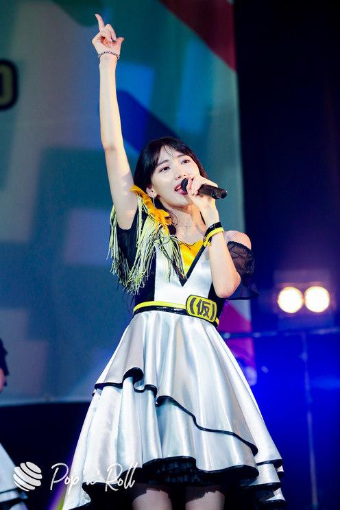 佐保明梨(アップアップガールズ(仮))<クロフェス2020 真夏のアイドル祭だしん!>(2020年8月16日)