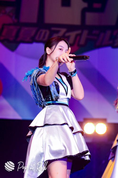 新井愛瞳(アップアップガールズ(仮))<クロフェス2020 真夏のアイドル祭だしん!>(2020年8月16日)