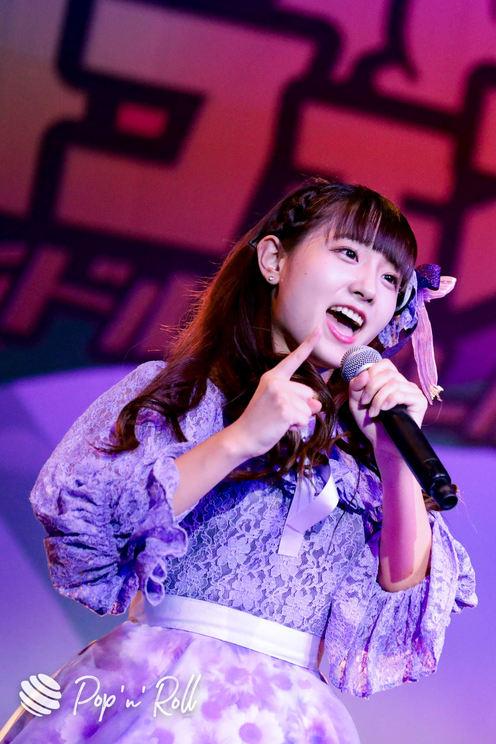 春澤しおん(花いろは from ワンダーウィード)<クロフェス2020 真夏のアイドル祭だしん!>(2020年8月16日)