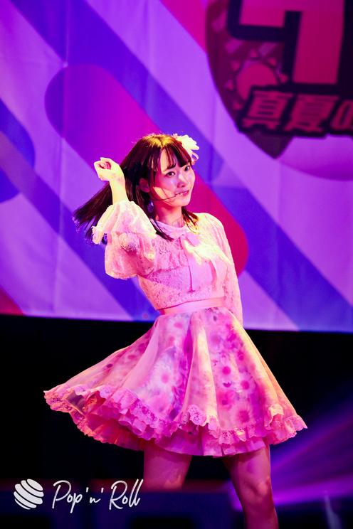 香山ゆきほ(花いろは from ワンダーウィード)<クロフェス2020 真夏のアイドル祭だしん!>(2020年8月16日)