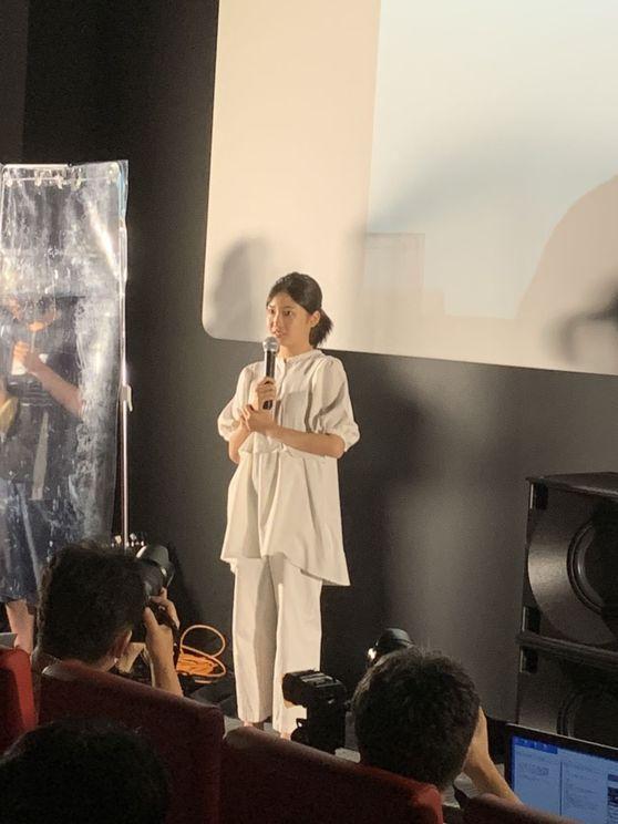 映画『テロルンとルンルン』舞台挨拶|東京・アップリンク吉祥寺(2020年8月21日)