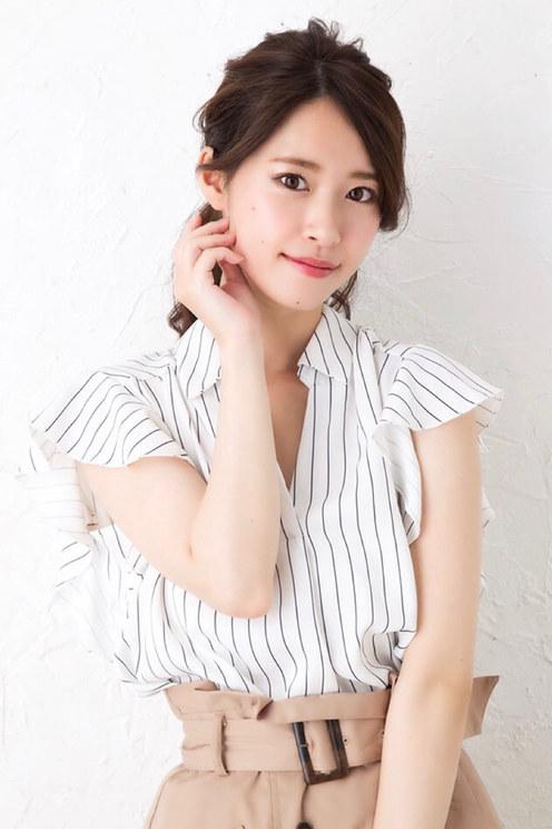 川子芹菜(埼玉県/25歳/フリーランスモデル)