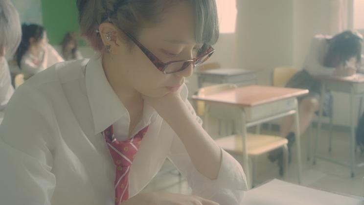 「青瞬螢詠」MVより