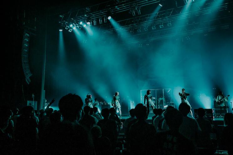 <PassCode STARRY TOUR 2020 FINAL>(2020年8月29日/KT Zepp Yokohama)photo by Shingo Tamai