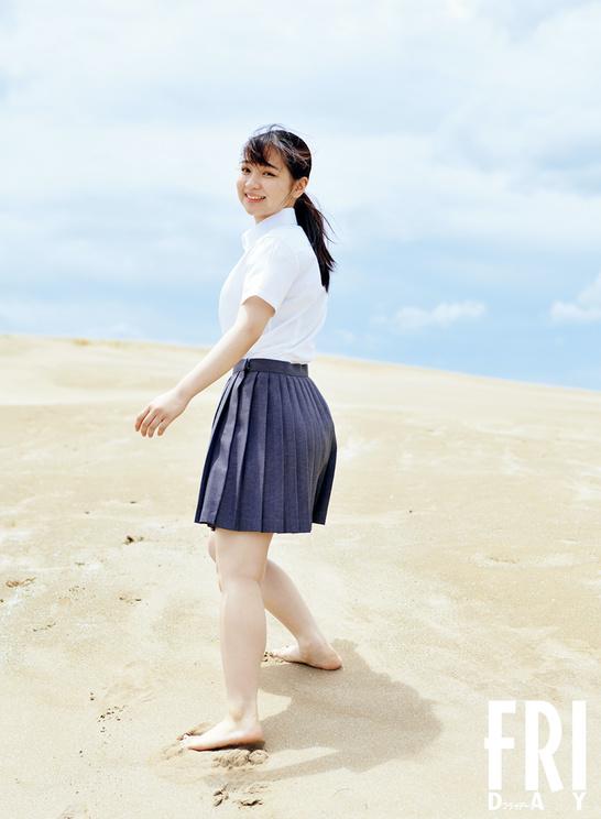 池本しおり(©熊谷貫/FRIDAY編集部)