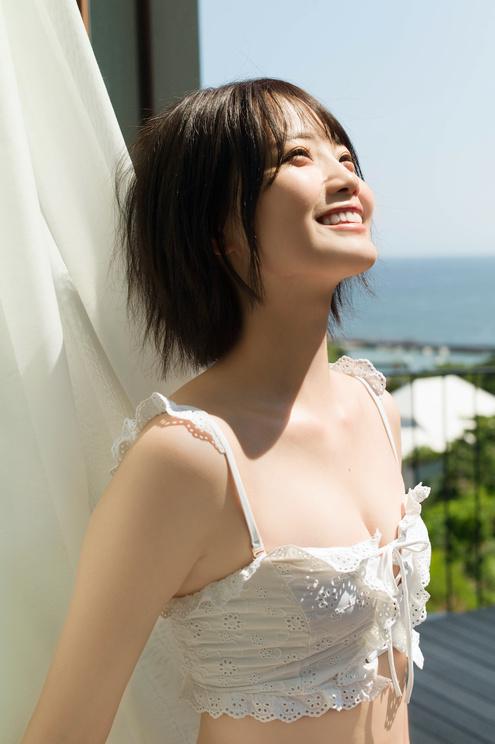 新谷姫加 (c)細居幸次郎/週刊プレイボーイ