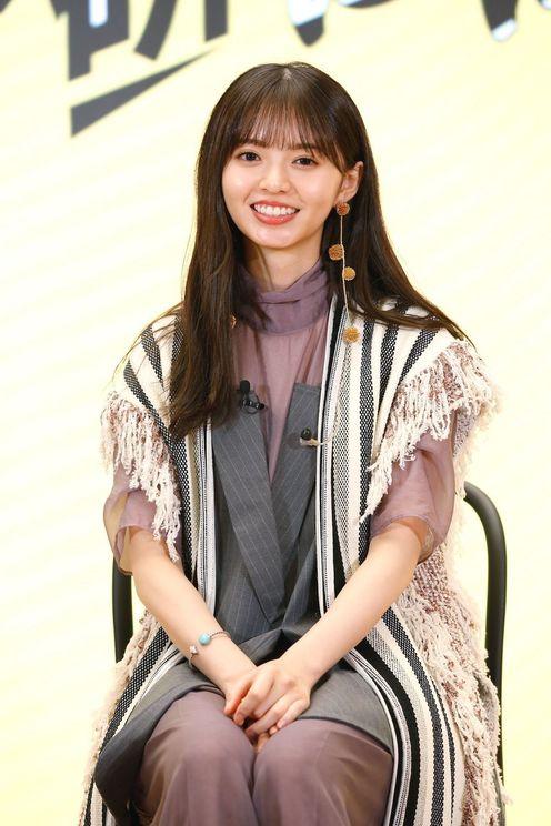 齋藤飛鳥(乃木坂46)<映画『映像研には手を出すな!』完成報告会見>(2020年9月9日)
