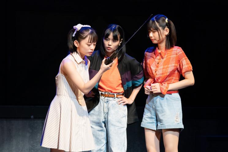 舞台<ぼくらの七日間戦争>より (C)2020宗田理 /舞台「ぼくらの七日間戦争」製作委員会