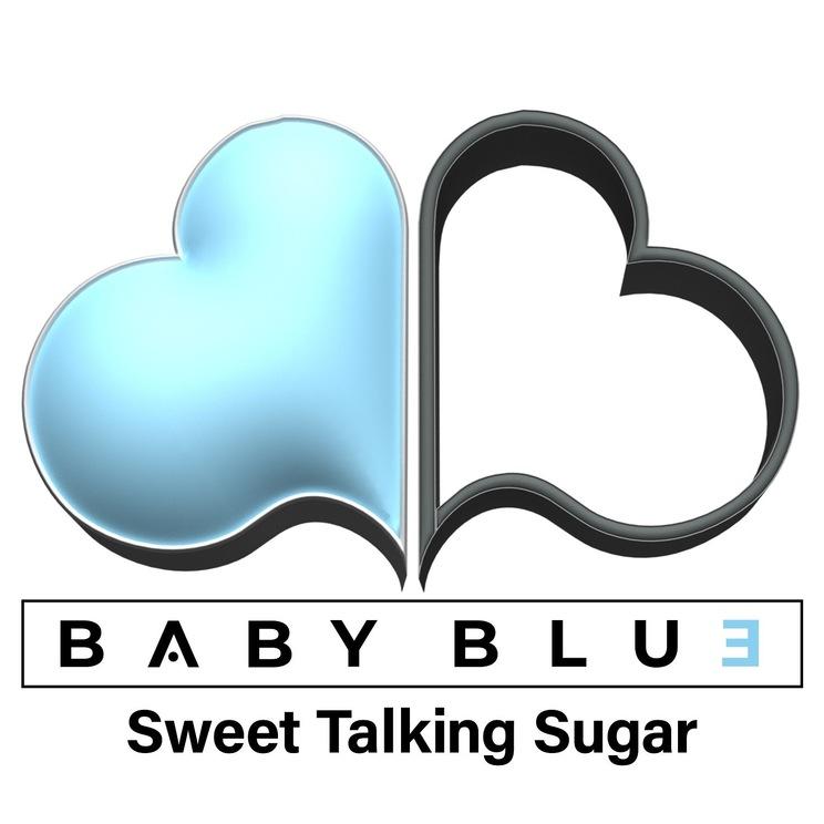 BABY BLUE「Sweet Talking Sugar」(ⒸHHE)