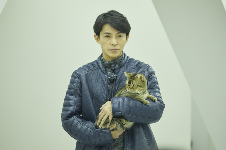 藤木直人(©2021「夏への扉」製作委員会)