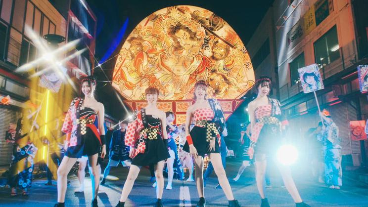 RINGOMUSUME「LOVE&SOLDIER」MVより