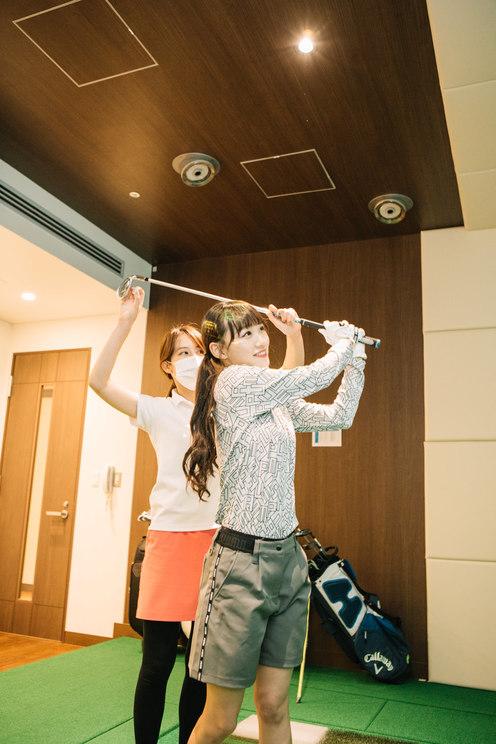 快音も増えていき、ゴルフの楽しさを再確認