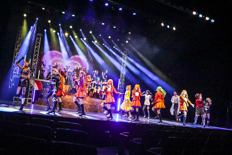 舞台<キューティーハニー The Live〜秋の文化祭〜>(2020年9月30日・シアター1010)