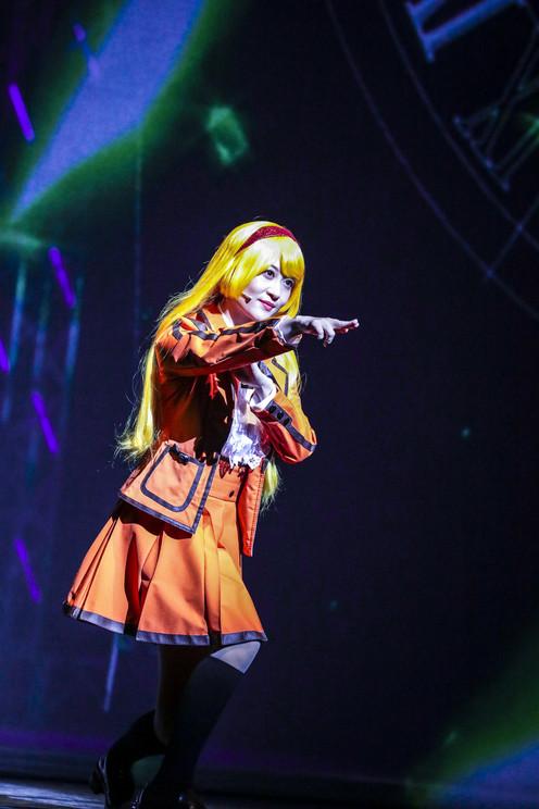 上西恵 舞台<キューティーハニー The Live〜秋の文化祭〜>(2020年9月30日・シアター1010)