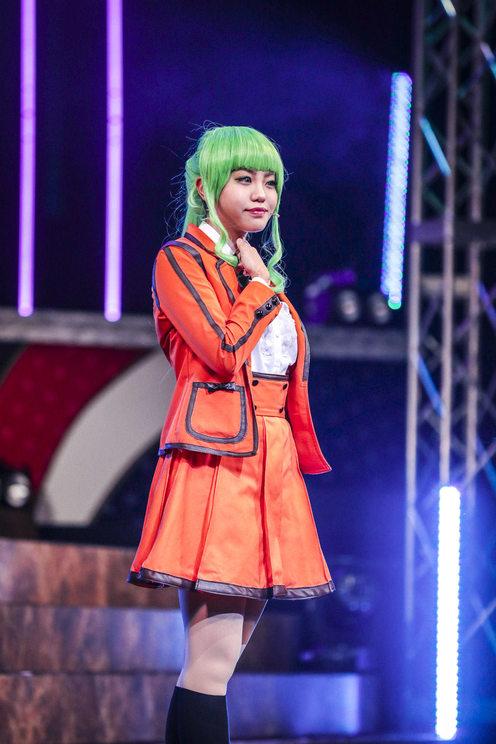 佐藤日向 舞台<キューティーハニー The Live〜秋の文化祭〜>(2020年9月30日・シアター1010)