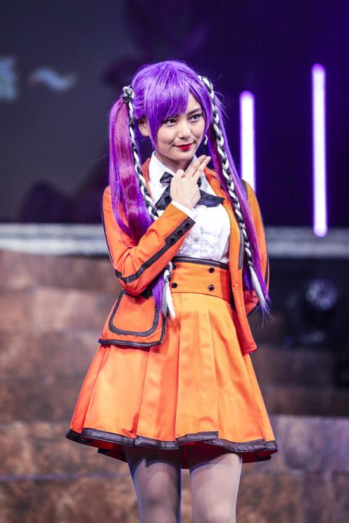 池松愛理 舞台<キューティーハニー The Live〜秋の文化祭〜>(2020年9月30日・シアター1010)