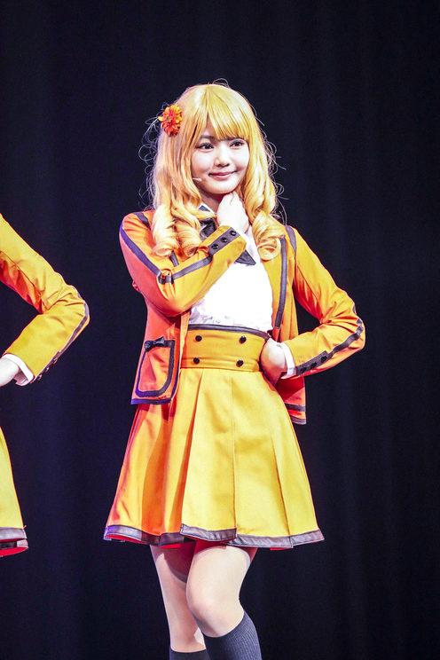 平塚日菜 舞台<キューティーハニー The Live〜秋の文化祭〜>(2020年9月30日・シアター1010)