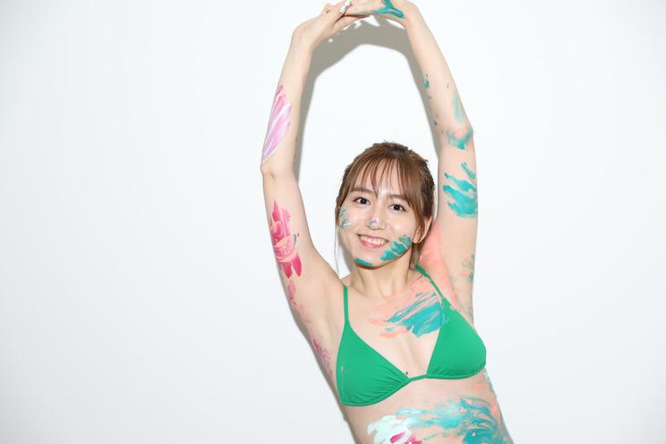 大場美奈セカンド2nd写真集先行カット