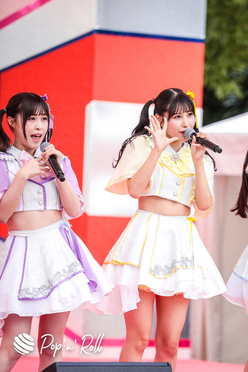 Luce Twinkle Wink☆[TIFオンライン2020フォトレポート]10/3 SMILE GARDEN(12:00-)