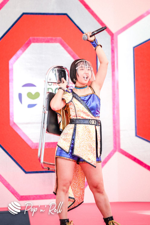 TIFオンライン × DDT路上プロレス2020<TOKYO IDOL FESTIVAL オンライン 2020> 10/3 SMILE GARDEN(12:50-)