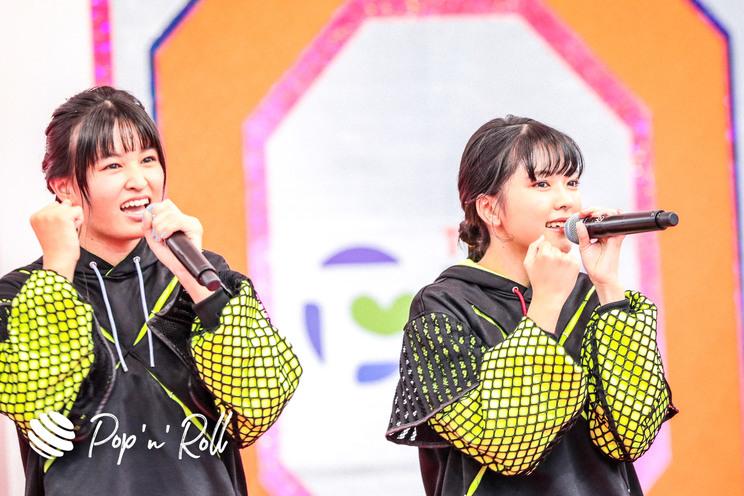 ばってん少女隊[TIFオンライン2020フォトレポート]10/3 SMILE GARDEN(16:00-)