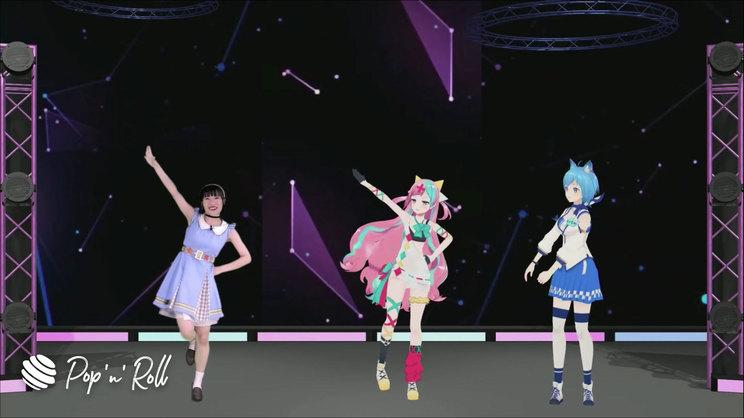 宗谷いちか×ピンキーポップヘップバーン×的場華鈴(虹のコンキスタドール)<TOKYO IDOL FESTIVAL オンライン 2020>|10/3 バーチャルTIF(15:00-)