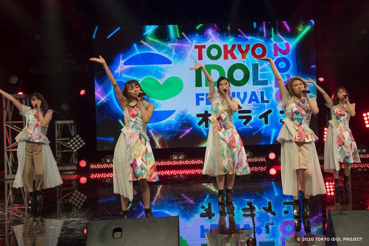 私立恵比寿中学<TOKYO IDOL FESTIVAL オンライン 2020>10/3 HOT STAGE(20:40-)TAGE 20:40-)
