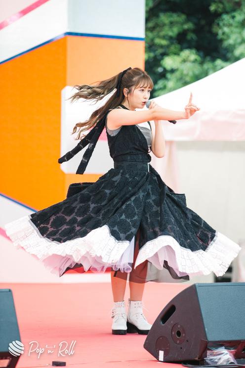佐々木彩夏 (ももいろクローバーZ)<TOKYO IDOL FESTIVAL オンライン 2020> 10/4 SMILE GARDEN(9:40-)