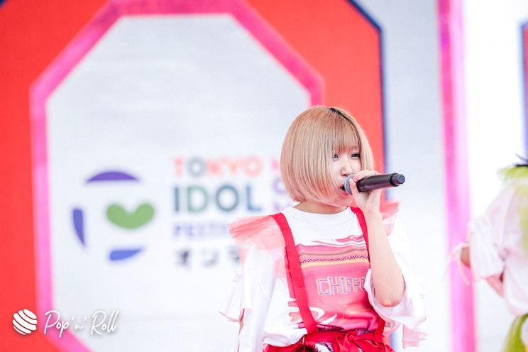 ゆるめるモ![TIFオンライン2020フォトレポート]10/4 SMILE GARDEN(12:50-)