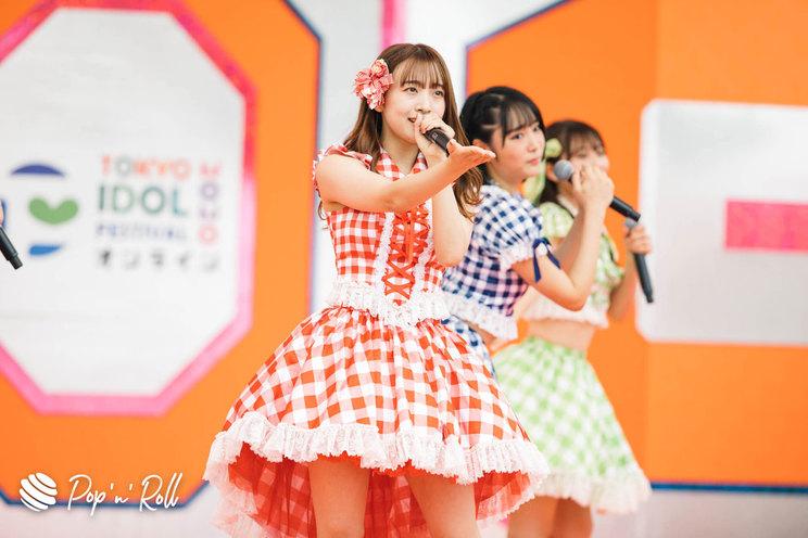 SUPER☆GiRLS[TIFオンライン2020フォトレポート]10/4 SMILE GARDEN(13:50-)