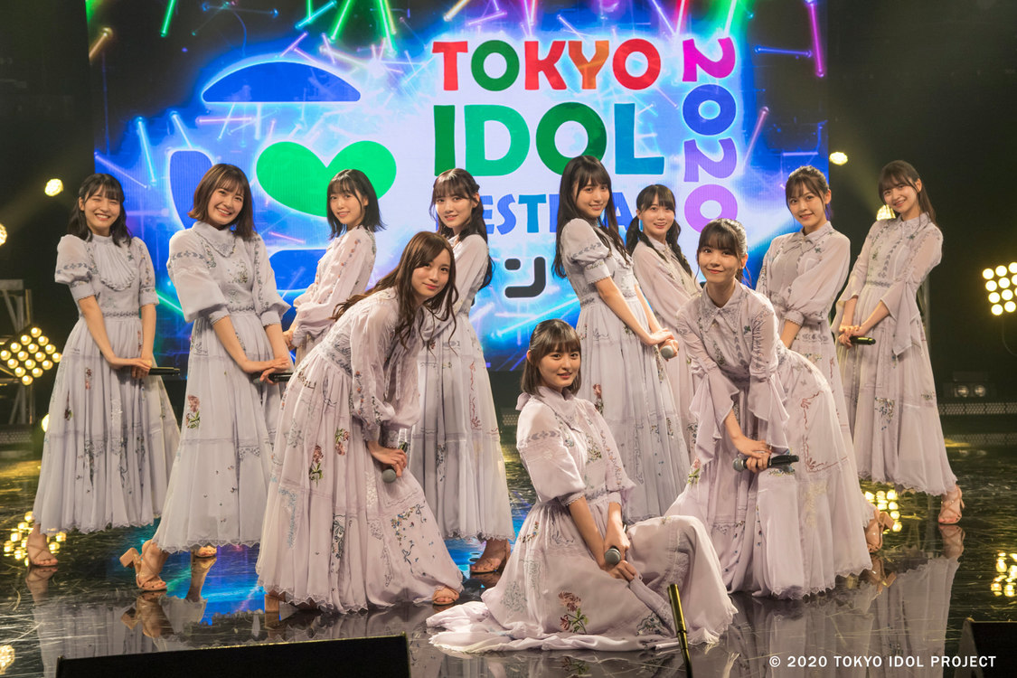 TOKYO IDOL FESTIVAL オンライン2020 乃木坂46  動画 2020年10月4日