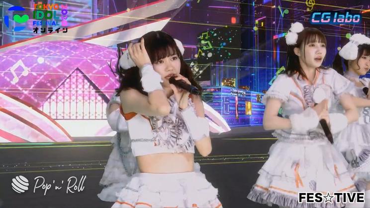 FES☆TIVE<TOKYO IDOL FESTIVAL オンライン 2020>|10/4 CG labo(18:05-)