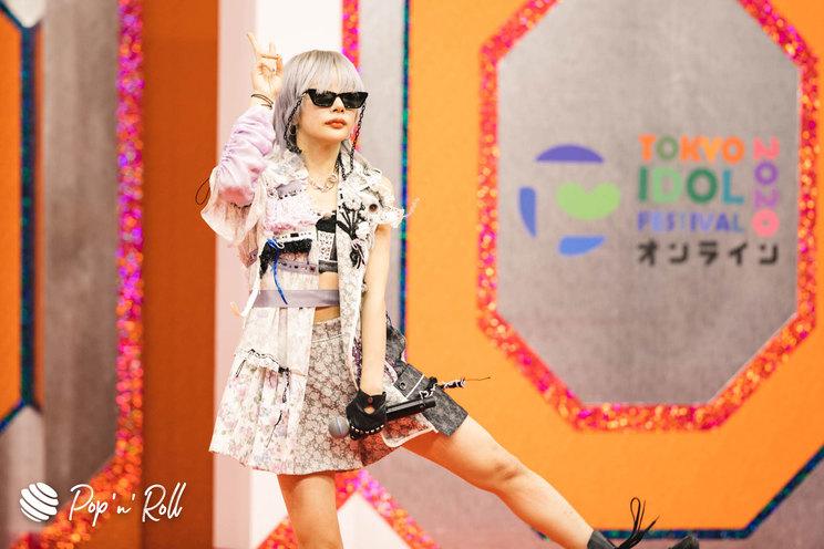ZOC[TIFオンライン2020フォトレポート]10/4 SMILE GARDEN(17:20-)
