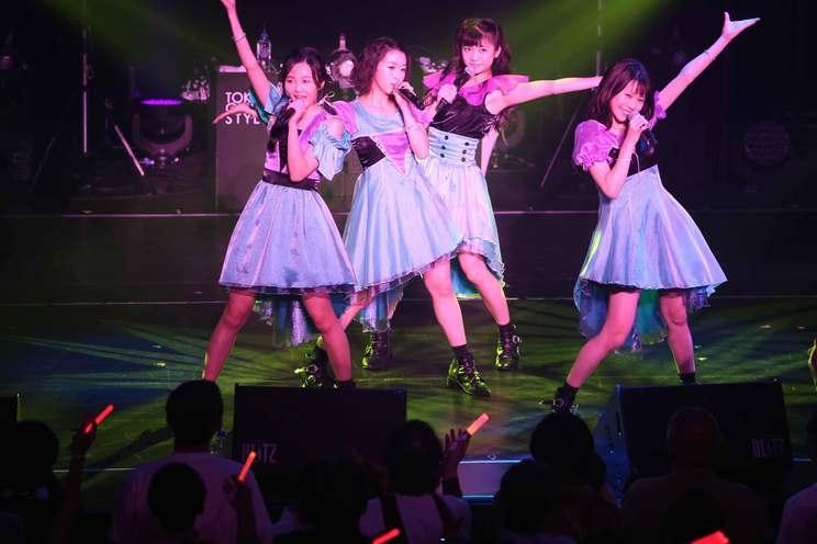 東京女子流<STARTING OVER>2018年12月1日 マイナビBLITZ赤坂ワンマンより