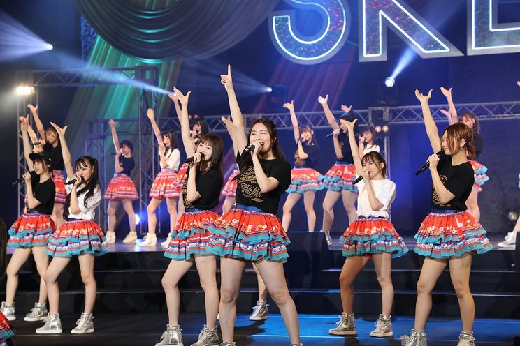 SKE48<SKE48 12th Anniversary Fes 2020~12公演一挙披露祭~>12周年特別LIVE AICH SKY EXPO(2020年10月5日)