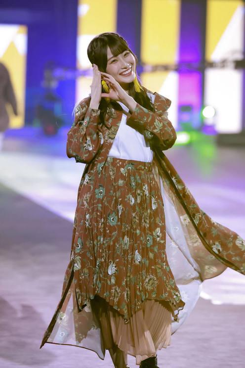 <日向坂46×DASADA Fall&Winter Collection>(2020年10月15日)