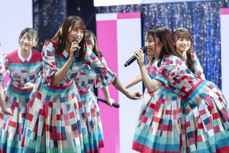 <日向坂46×DASADA Fall&Winter Collection>(2020年10月15日©上山陽介)