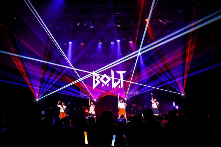 <B.O.L.T「POP」ONE MAN LIVE@Zepp Tokyo>Zepp Tokyo(2020年10月17日)