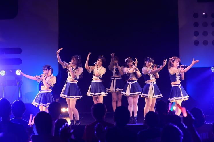 エラバレシ<セカンドシーズン 新曲発表ステージ!!> 渋谷 duo MUSIC EXCHANGE(2020年10月17日)