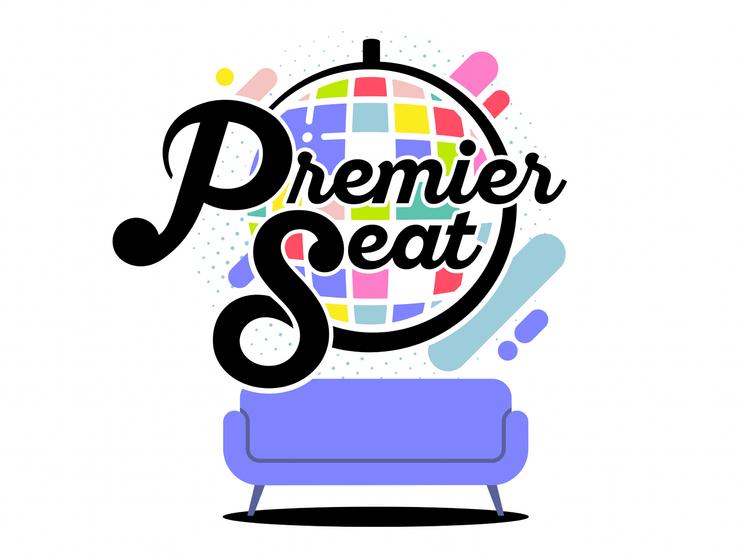 『Hello! Project presents...「Premier seat」 』ロゴ