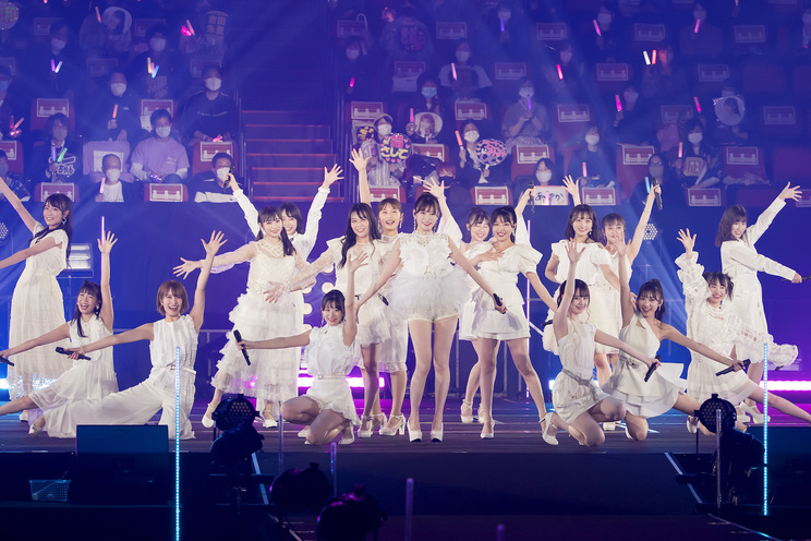 <NMB48 10th Anniversary LIVE 〜心を一つに、One for all, All for one〜>|大阪城ホール(2020年10月23日)