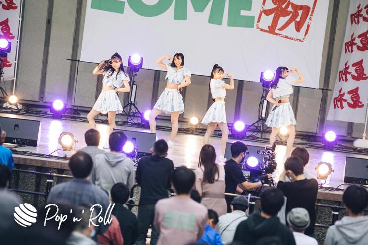 ハロプロ研修生ユニット<NATSUZOME2020 Legend>(2020年10月18日/日比谷野外大音楽堂)