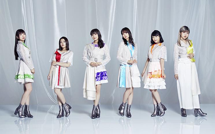 i☆Ris、17thシングル「Endless Notes」アーティスト写真